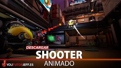 Descargar Diabotical para PC GRATIS, Potente Shooter