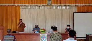Desa Baru Gelar Pemilihan BPD Secara Ujian Tertulis