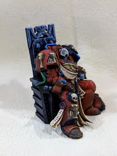 Dead terminator pre-dusting angle 3