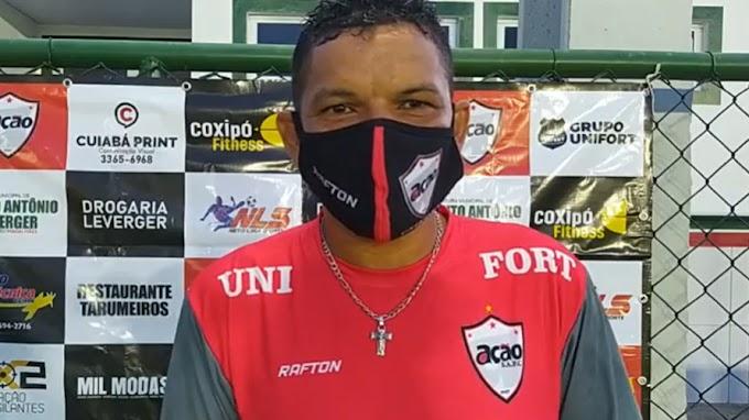 Odil Soares comenta sobre gol anulado e faz críticas