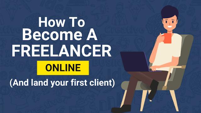 3. Become A Freelancer