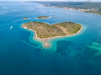 Pulau Adriatik Kroasia