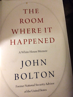 John Bolton's most celebrated book heralded by the Left as a damning testimony to President Trump's administration.