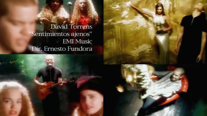 David Torrens - ¨Sentimientos ajenos¨ - Videoclip - Dirección: Ernesto Fundora. Portal del Vídeo Clip Cubano