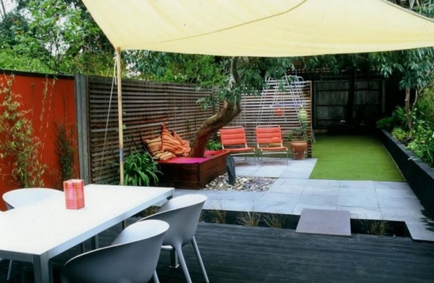 IDEAS FOR MAKING YOUR SMALL GARDEN