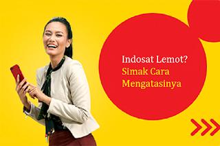 Cukup banyak pengguna Indosat yang merasa koneksi internet yang mereka gunakan sangat lemo Cara Mengatasi Internet Indosat Unlimited Lemot