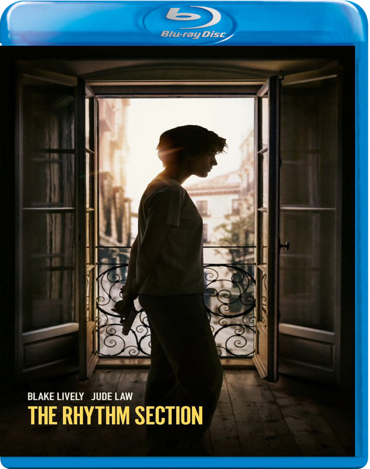 The Rhythm Section [2020] [BD50] [Latino]