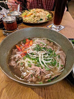 What to eat in Zurich in winter: Pho at Saigon
