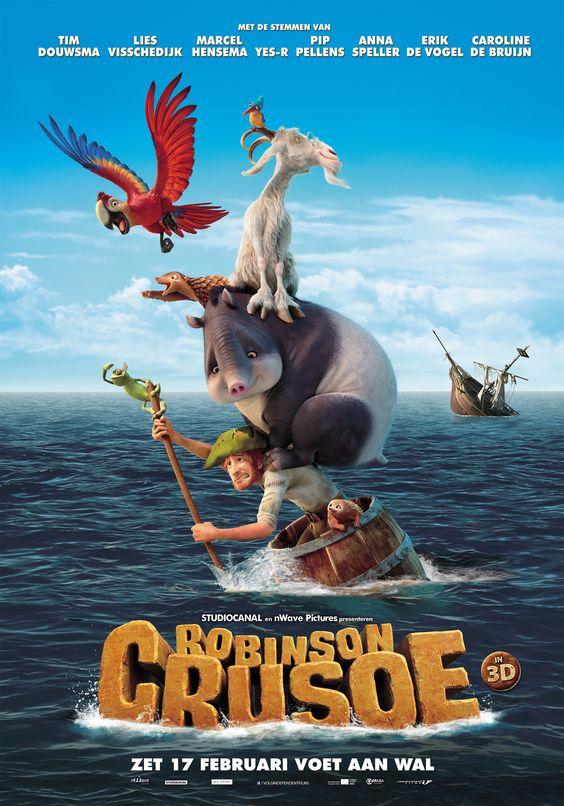robinson crusoe 2016 dublat în română desene animate dublate in