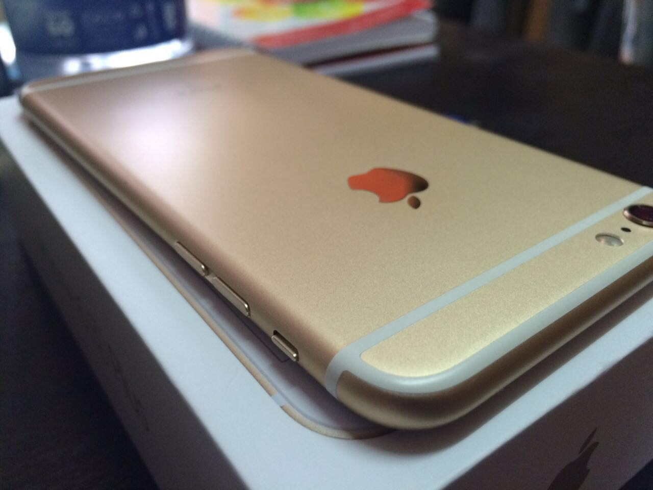 Nairobimail Iphone 6s Plus 64gb Hp No Finger Gold Apple 1month Used Sealed Accessories Very Clean Pc With Case 0736638332