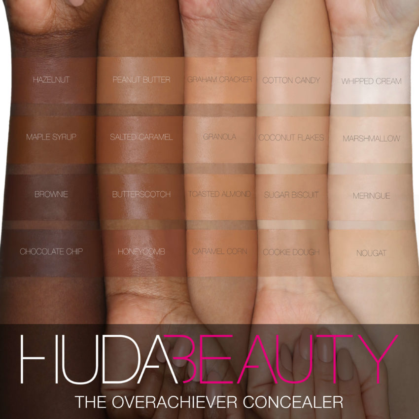 Fitness And Chicness-Huda Beauty Overachiever Concealer-1