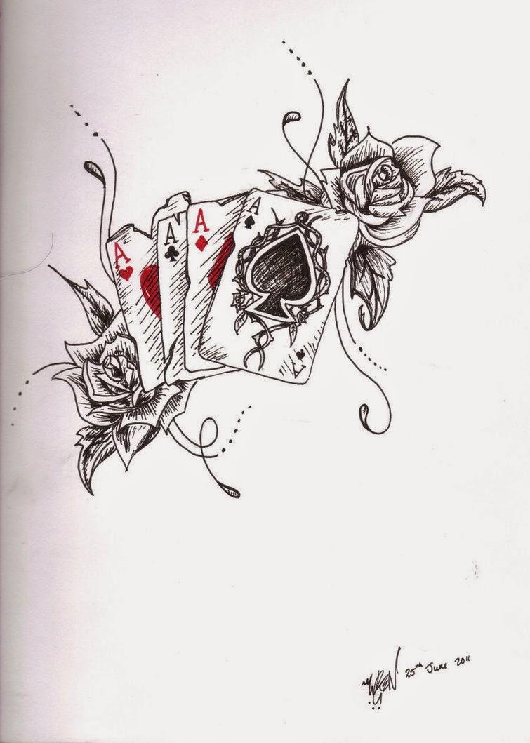 Disenos De Flores Para Tatuajes