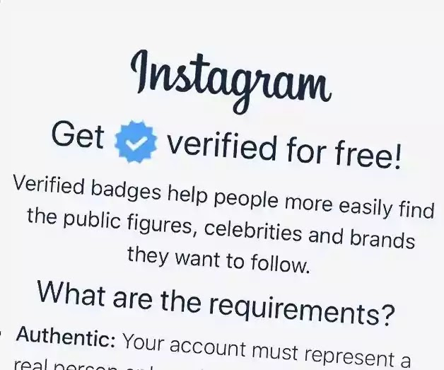 How To get verified on Instagram - Get Instagram verification for Free! - 2020