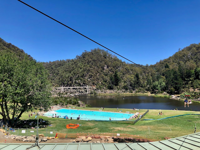 Cataract Gorge,Tasmania