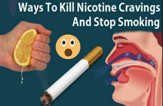 Kill Nicotine Cravings