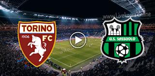 مشاهدة مباراة ساسولو وتورينو بث مباشر بتاريخ 23-10-2020 في الدوري الايطالي