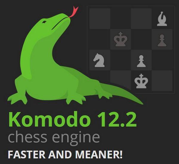 Chess Engines Diary: New: Komodo 12 2