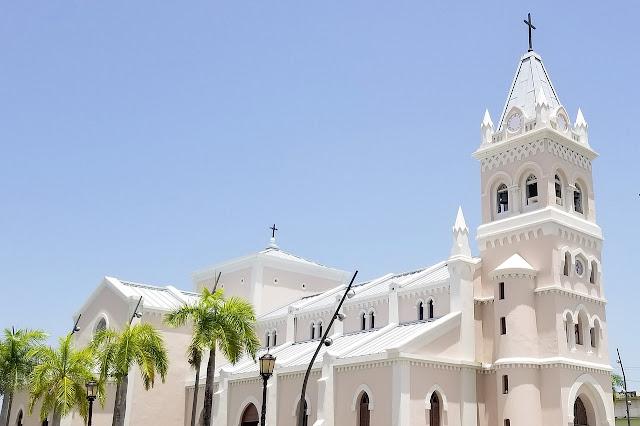 Church, Puerto Rico, USA