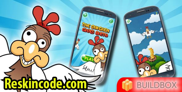 The Chicken Gives Birth Admob Android Codecanyon