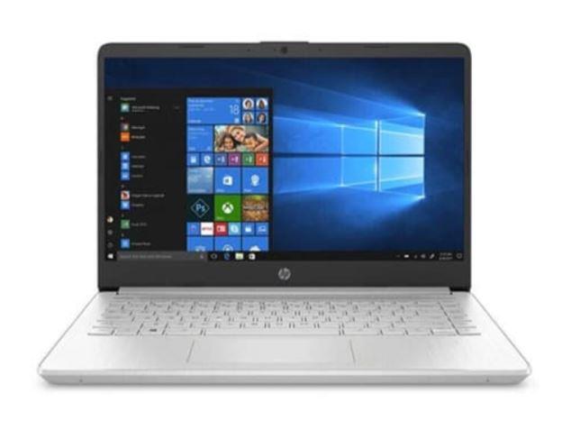 HP 14S CF2017TU, Laptop Murah Cocok untuk Sekolah dari Rumah