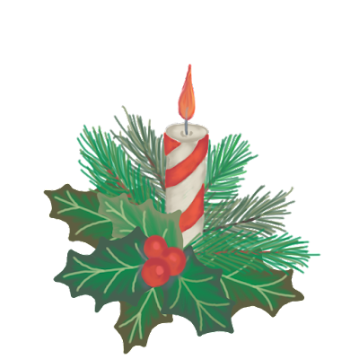 Free Christmas and Winter themed clip art
