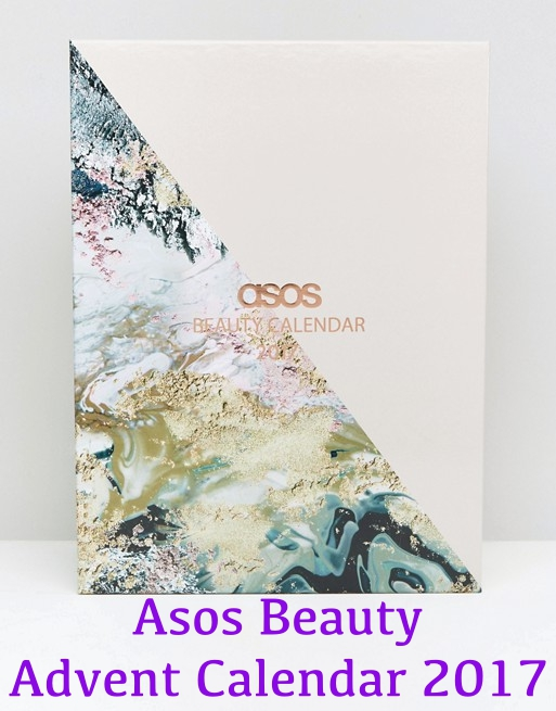 Here are the full contents of the ASOS Beauty Advent Calendar for 2017 - ships worldwide free.