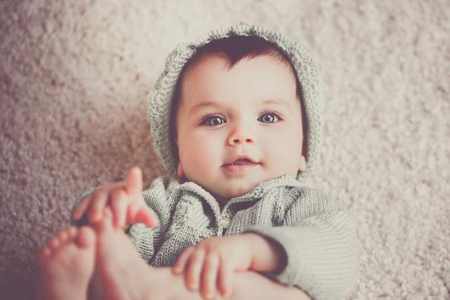 أجمل طفل حديث الولادة