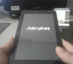 Cara Hard Reset Advan Vandroid E1C 3G