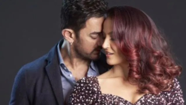 First look of Aamir Khan, Elli AvrRam's song 'Har Funn Maula'