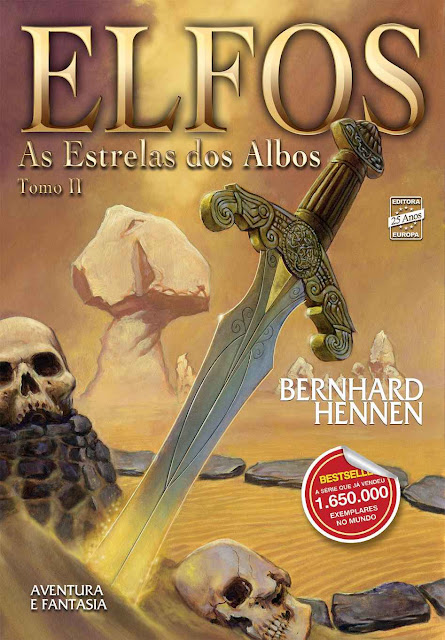 As Estrelas dos Albos - Tomo 2 (Elfos) Bernhard Hennen