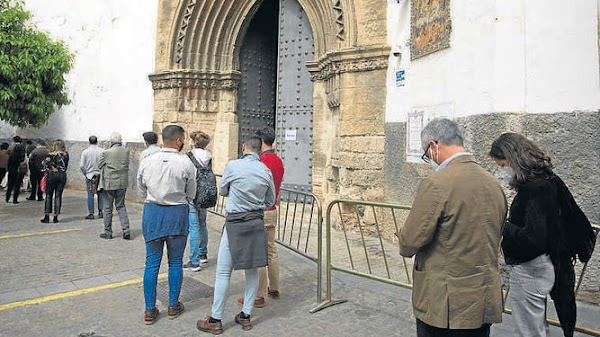 Agenda cofrade del Miércoles Santo de Sevilla 2021