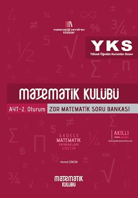 Matematik Kulübü AYT Zor Matematik Soru Bankası PDF