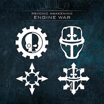Psychic Awakening Engine War