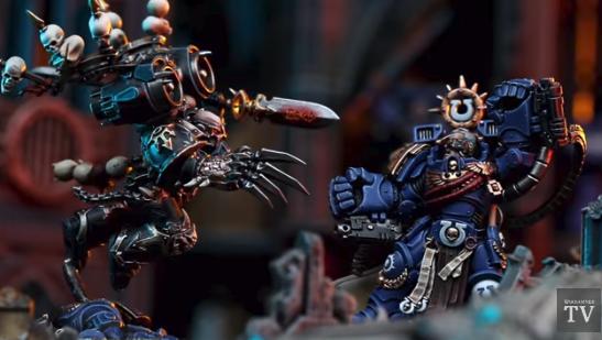 Marneus Calgar Reborn.....Vigilus Defiant, Black Legion, Genestealer Cults, Wrath and Rapture