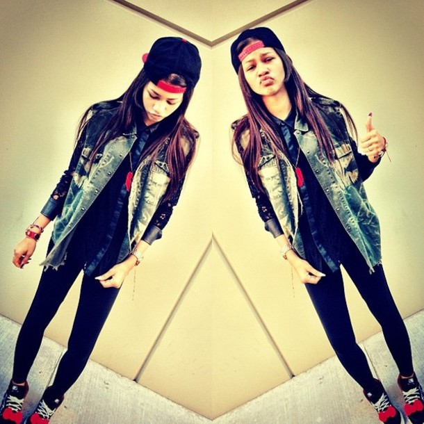 swag girls styles fashion style
