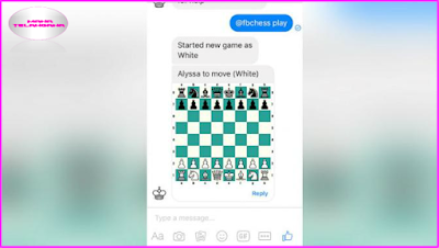 How to Play Chess Game Using Facebook Messenger and Fb Chat