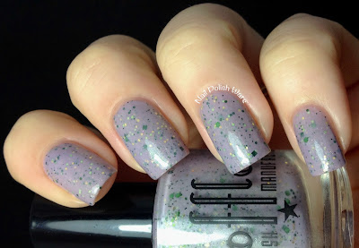 Nail Polish Wars Scofflaw Nail Varnish Winter 2014 Collection Swatch Amp Review