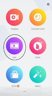 Tutorial edit video dengan aplikasi viva video android