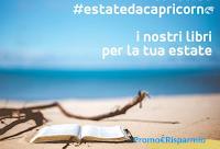 Logo Contest #estatedacapricorno: vinci gratis libri a tua scelta
