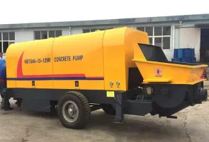Portable Concrete Pump
