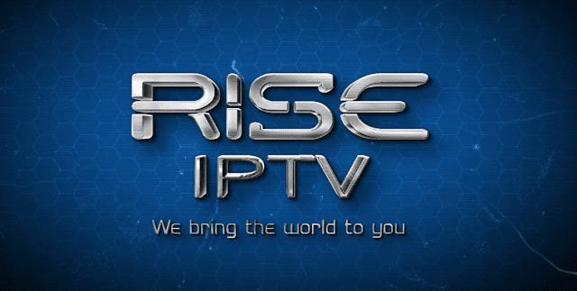 تطبيق RISE IPTV من افضل تطبيقات لمشاهدة القنوات المشفرة وغير مشفرة افلام وسلسلات، كما يعمل على جميع هواتف الاندرويد ،ويمكنك ايضا تحميله على جهاز الكمبيوتر باستعمال محاكى الويندوز.