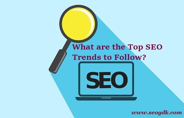 Top SEO Trends