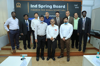 Indian Bank signed MoU with Society for Innovation and Development