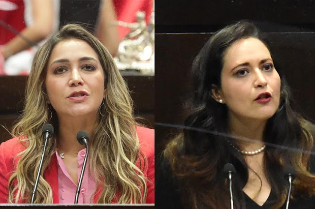 diputada Anilú Ingram Vallines (PRI)
