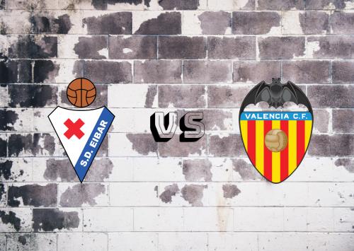 Eibar vs Valencia  Resumen