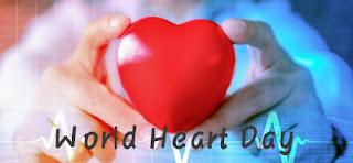 World Heart Day 29 September