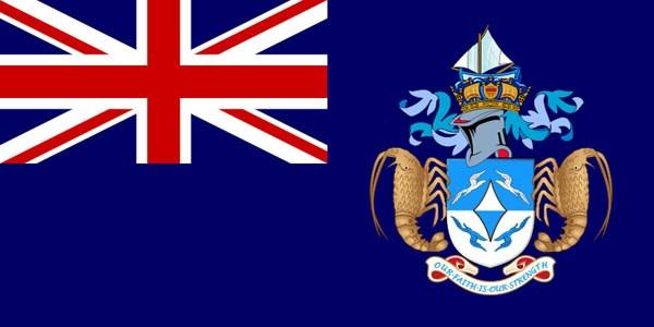 Bandeira do Arquipélago de Tristão da Cunha