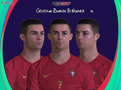 Cristiano Ronaldo New Face V2