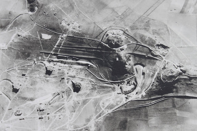 Vue aérienne Lindemann