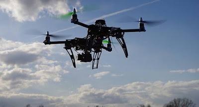 Drones civiles y militares